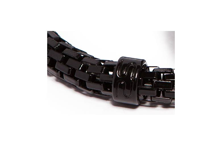 THE SNAKE METAL Ø8MM | CLASSIC BLACK