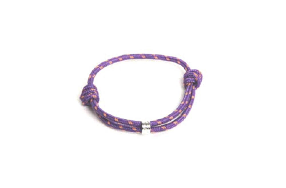The Nautic Purple | Silis Bracelet for Girls & Boys