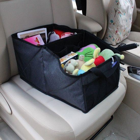 auto opbergbox autostoel organizer organiser altabebe. Black Bedroom Furniture Sets. Home Design Ideas