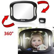 Autospiegel baby & kind Diono Easy View XXL