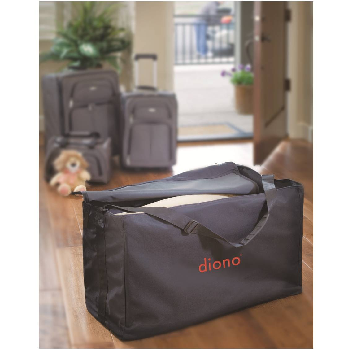 Autostoeltas universeel Diono Travel Bag