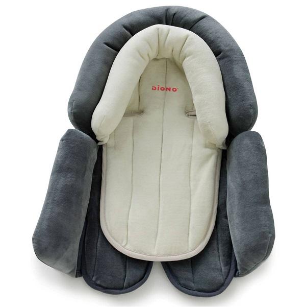 Verkleiner Maxi Cosi & kinderwagen Diono Cuddle Soft grijs/wit
