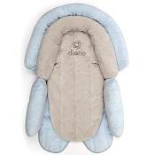 Verkleiner Maxi Cosi & kinderwagen Diono Cuddle Soft blauw/grijs
