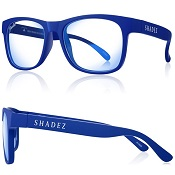 Beeldschermbril volwassene Shadez - Blue Light - Blauw