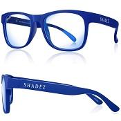 Beeldschermbril - Gamebril kind Shadez - Blue Light - Blauw