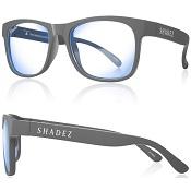 Beeldschermbril - Gamebril kind Shadez - Blue Light - Grijs