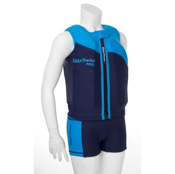 Drijfpakje 2-delig EasySwim Pro blauw