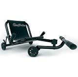 Kinder ligfiets - skelter Ezyroller zwart