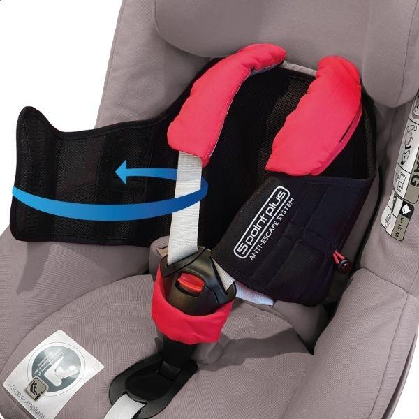 Gordelbeveiliging - Autostoel tuigje Anti Escape System