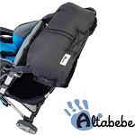 Handenwarmer kinderwagen Altabebe Active zwart