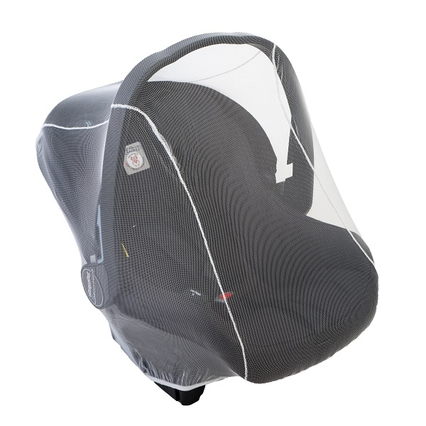 Insectennet autostoeltje - Maxi-Cosi Universeel - Altabebe - Wit