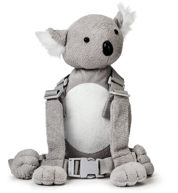 Kindertuigje met looplijn Harness Buddy - Koala