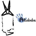 Kindertuigje met looplijn Tuigje kinderstoel - Altabebe