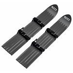 Mini Ski's plastic - Set van 2  Stiga Micro Blades zwart