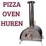 Mini pizza oven op gas of hout Pizzaoven DADA huren