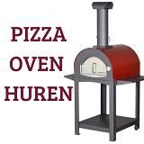 Pizza oven op gas of hout Pizzaoven VITA huren