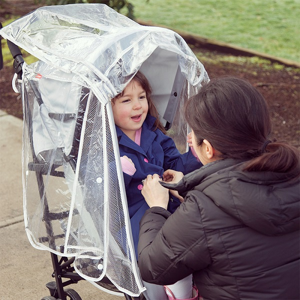 Buggy regenhoes universeel Diono Stroller Rain Cover