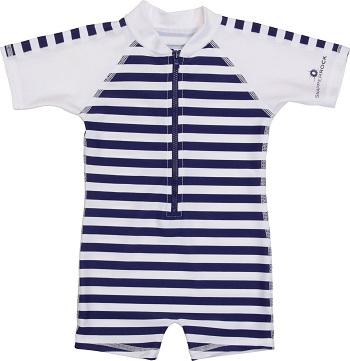 UV baby zwempak Snapper Rock Navy/White Stripe
