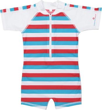 UV baby zwempak Snapper Rock Red/Blue/White Stripe