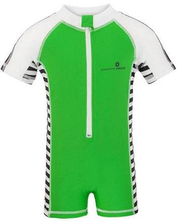 UV baby zwempak Snapper Rock Green/Slate Stripe