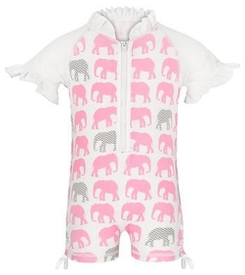 UV baby zwempak Snapper Rock Pink Elephant