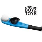 Sneeuwbaltang  Boyz Toys blauw