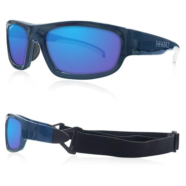 Sportbril kind - Shadez Sport zonnebril Blauw