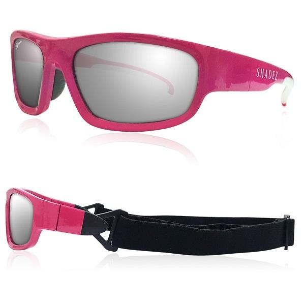 Sportbril kind - Shadez Sport zonnebril Roze
