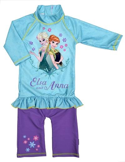 UV beschermend zwempak Swimpy Frozen Elsa & Anna