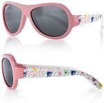 Shadez Designer UV zonnebril Owl Pink- Maat 0-3 jr