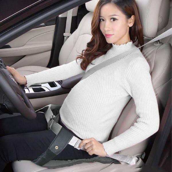 Zwangerschapsgordel auto Gordelgeleider - Altabebe