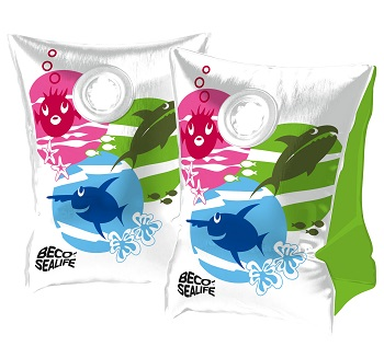 Zwembandjes - Zwemvleugels Beco Sealife