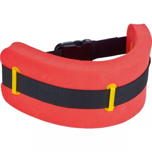Zwemgordel / Lesgordel Beco Monobelt rood