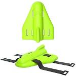 Zwemgordel - Zwemhulp 3-in-1 AquaPlane lime groen