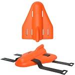 Zwemgordel - Zwemhulp 3-in-1 AquaPlane oranje