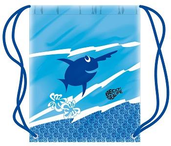 Zwemtas Beco Sealife blauw