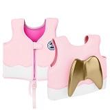 Zwemvest baby & peuter SunnyLife Pink Angel 11-15 kg / 1-2 jr