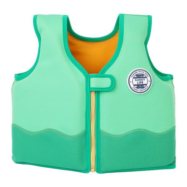 Zwemvest kind SunnyLife Croc 15-18 kg / 2-4 jr