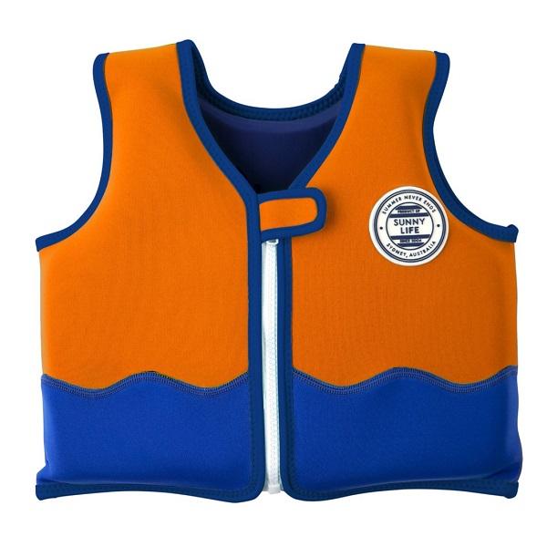 Zwemvest kind SunnyLife Sharky 15-18 kg / 2-4 jr