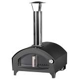 Mini pizza oven voor buiten Draagbare pizza houtoven BRAVO