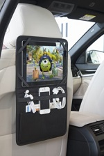 3-in-1 Tablethouder auto iPad houder - BackSeat Buddy