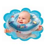 Baby zwemkraag / zwemring Roxy Kids - Flipper blauw