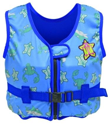 Kinderzwemvest Neptune Nauticals blauw