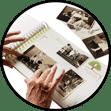 Basteln für Senioren, Menschen mit Demenz und mit einer Behinderung