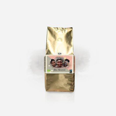 Blue Mountain - gold roast koffie 1kg