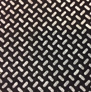 Anti slip op doek zwart