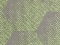 Meubelstof Hexagon J206 Mint