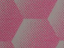 Meubelstof Hexagon J206 Pink