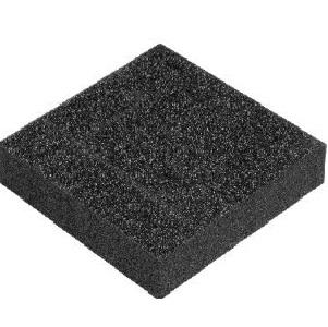 Hardschuim Zwart plaat 200 x 120 v.a. 1 cm