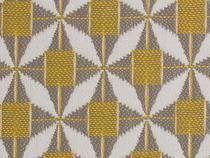 Meubelstof Mosaic J196 Yellow